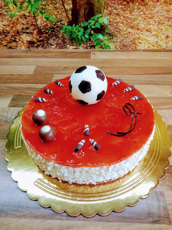 Jahodový dort 2