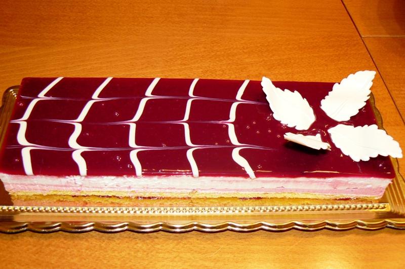 Višňový dort 2