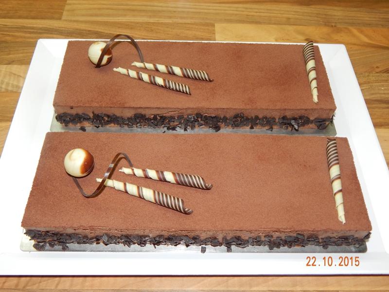 Dort čokoládový 2