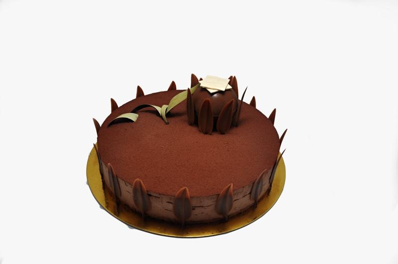 Dort čokoládový s přáním